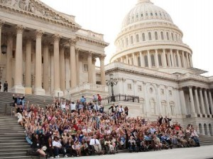 Hydrocephalus Voice on Capital Hill